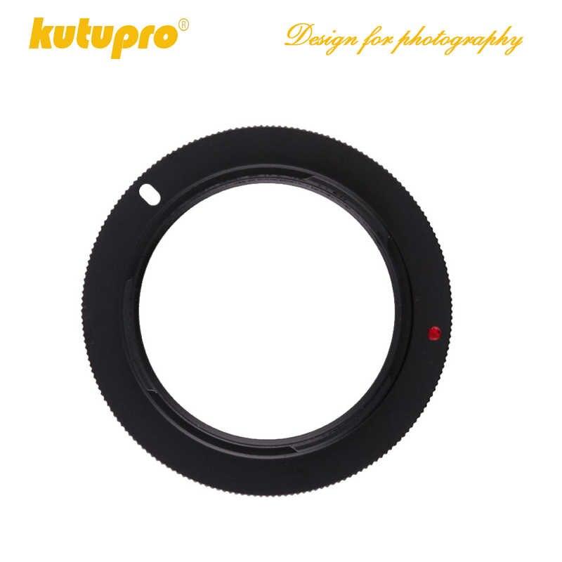 KUTUPRO Super mince monture d'objectif adaptateur anneau M42-NEX pour M42 objectif pour SONY NEX E NEX3 pour Sony e-mount corps NEX3 NEX5 NEX6 NEX-5N