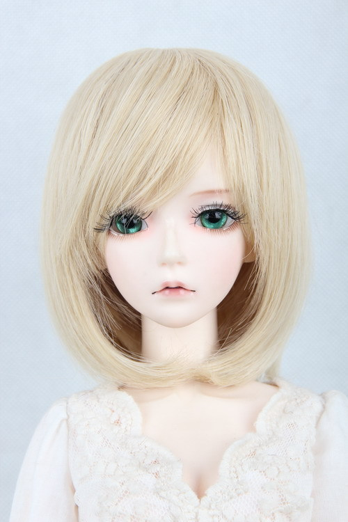 doll wig for BJD/SD 1/3,1/4,1/6 Scale BJD wig.variety of colors A15A1038.only sell wig.Not included doll clothes accessories only a promise