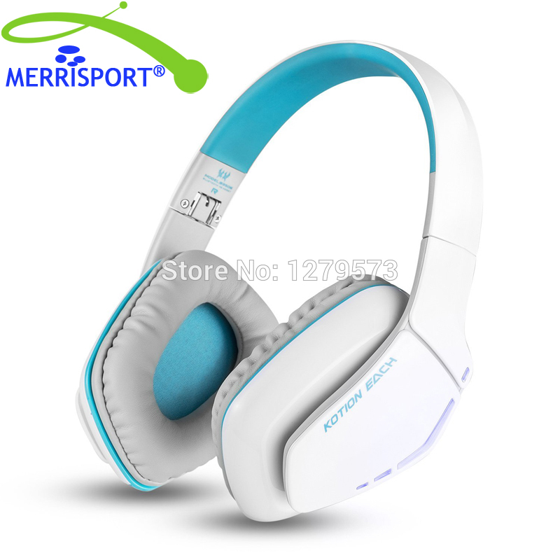 MERRISPORT V4.1 Bluetooth Headphones for PS4, Wireless Headset with Mic Noise Isolation Foldable Gaming Headsets For PlayStation merrisport wireless bluetooth foldable over ear headphones headsets with mic for for cellphones ipad iphone laptop rose gold