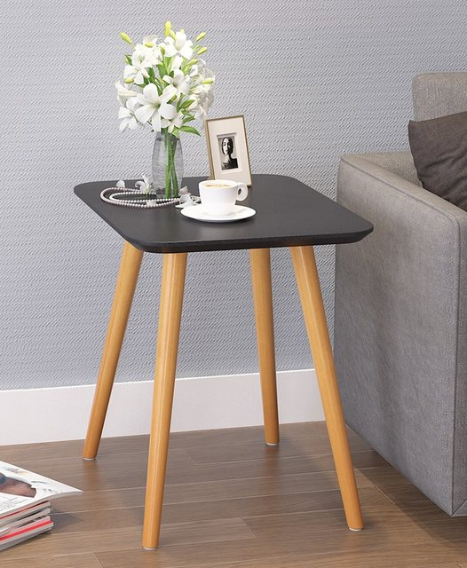 22 Size: Modern Simple Living Room Coffee Table, Triangular And Circle Mini  Corner/tea/end Table,small Coffee Desk