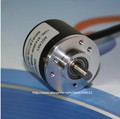 AB Dois-fase 5-24 V 400 Pulsos Óptico Incremental Rotary Encoder Incremental codificador rotativo óptico 400 pulso