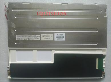 ФОТО 12.1 -inch LQ121S1LG55 medical industrial display industrial control computer LCD screen