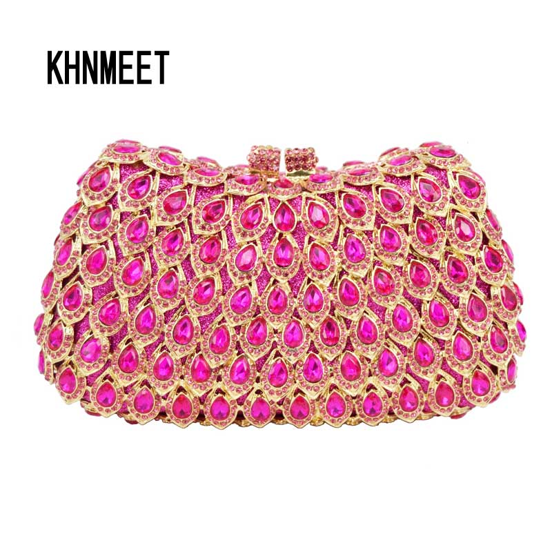Evening Bag Mujer Tail Party Purse