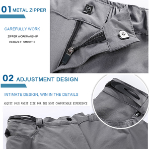 Image 5 - X Tiger Summer Mens Cycling Shorts Mountain Bike Downhill Shorts Loose Outdoor Sports Riding Road MTB Bicycle Short Trousers