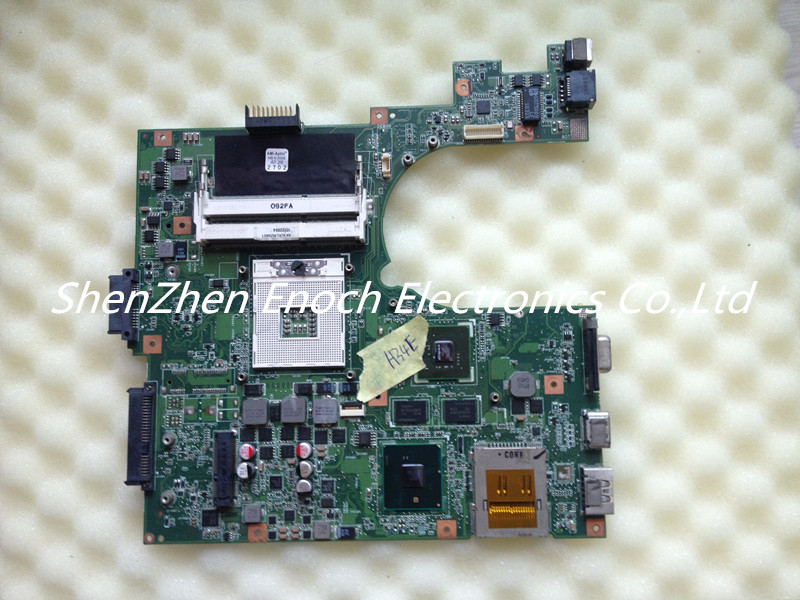 For ASUS H34E Laptop font b motherboard b font Non integrated 08N1 0DX5G00