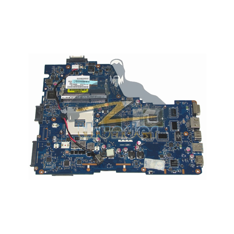 K000125710 PHQAA LA-6831P REV 1.0 for toshiba satellite A665 laptop motherboard HM65 GPU GT540M DDR3 k000069530 for toshiba satellite a350 a355 laptop motherboard ktkaa la 4571p