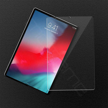 Screen Protector For Apple iPad Pro 12.9 inch 2018 Tempered Glass HD Clear Film 11 9.7 2017 Air 2 1