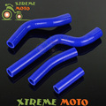 Silicone Radiator Coolant Hose For Yamaha YZF250 YZ250F 2007 2008 2009 Motorcycle MX Enduro Racing Dirt Bike Off Road