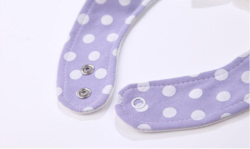 3 stuk bavoir bandana kwaliteit baby jongen meisje bib handdoek - Babykleding - Foto 6