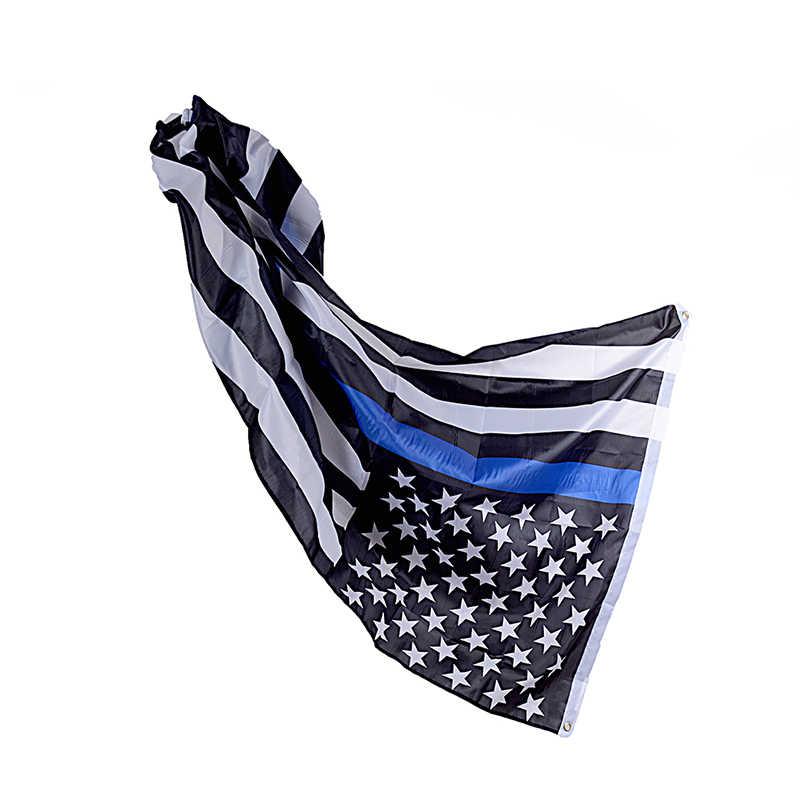 を高品質両面グロメットユナイト国家旗バナー少尉米国国家アメリカフラグポリエステル