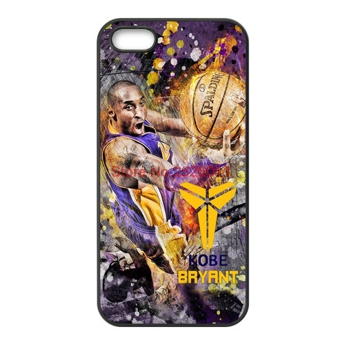 Mamba Kobe Bryant The basket 24 case for Samsung Galaxy s2 s3 s4 s5 mini s6 edge Note 2 3 4 iPhone 4 5s 5c 6 Plus iPod touch 4 5