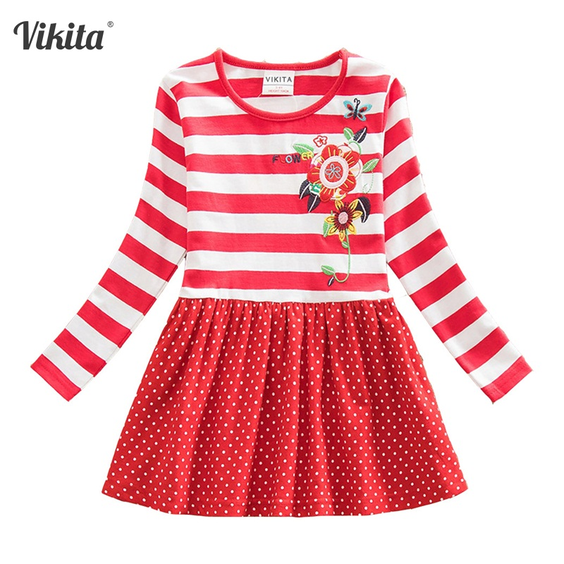 4-8Y Retail Nova Dresses Girls Baby Girl Cartoon Children Dresses Tutu Party Fashion Princess Dresses Vestidos Cloth Neat LH5908 книги издательство аст психология мышления