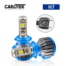 CANBUS Erro Free Led H7 Car Headlighs Kits Tailor CSP Chips 6000K Super White 35W 7000LM Auto Front Lamp All In One Plug&Play