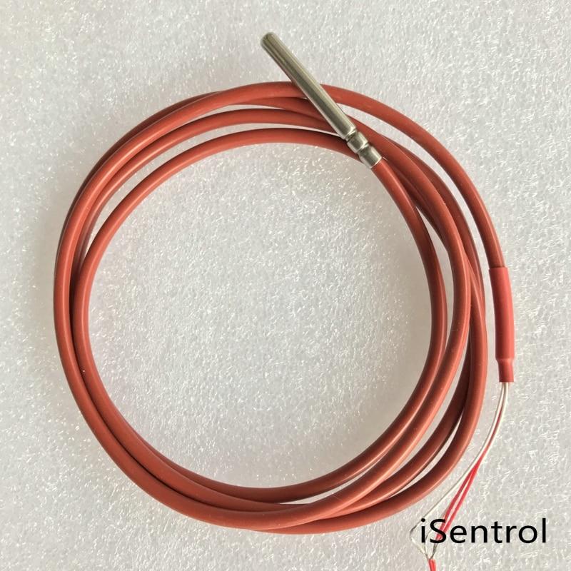 FTARP03 PT100 wasserdicht typ 2 mt kabel polnisch rod kopf sonde RTD ...
