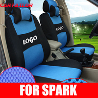 CARTAILOR interior accessories for chevrolet spark car seat cover set sandwich seat covers cars seats protector auto styling