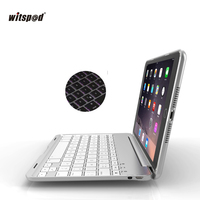 Ultra Thin Bluetooth Keyboard Case With Stand For 8 Inch Tablet With 110 Degree Swivel Rotating