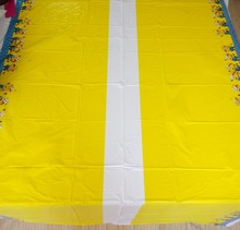 Minions Design Tablecloth