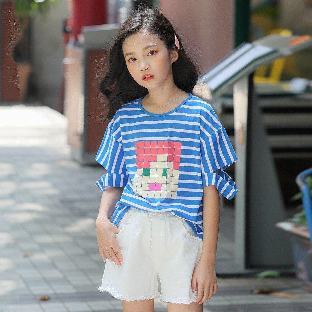 2019 Fashion Teenager Shorts Summer Denim Shorts For Girls