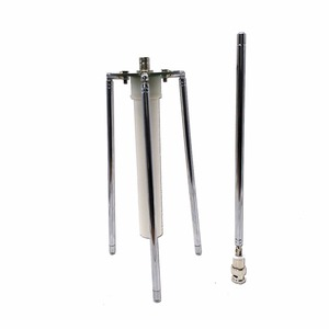 Image 4 - Portable comet GP 3  telescopic antenna with 50 Ohm RG174 RF Coaxial Cable Pure Copper with BNC male SMA male connectors