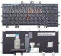 Nuevo para ibm lenovo thinkpad helix gen 2 ee.uu. negro teclado retroiluminado