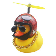 Luggage Bathing purchase order duckling gift toy jewelry bag pendant bags