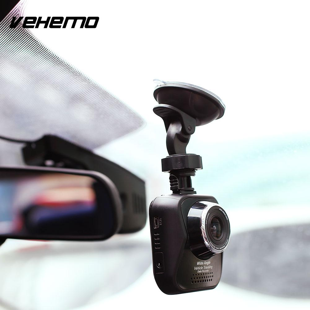 Mini Car Dash Cam 120 Degree Wide Angle 2.3 Inches HD Camera Video Recorder