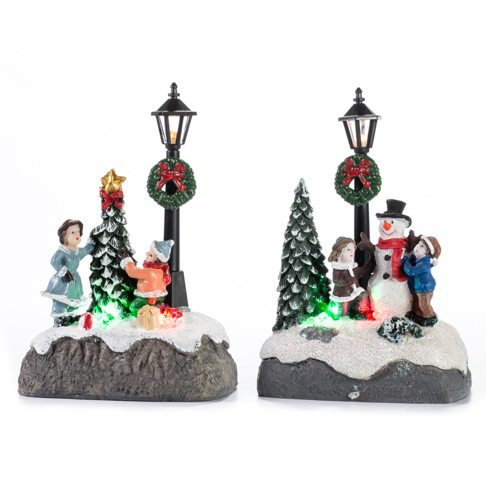 Online Shopping For Christmas House Village Building At