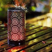 Gravity Sensor Magnetic LED Light Rechargeable Flame Lamp Bulbs Waterproof Night Light JDH99