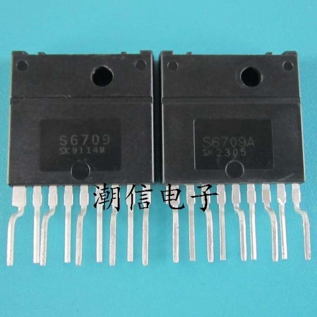 5pcs/lot STRS6709 STRS6709A S6709 STR-S6709 SIP-9 In Stock