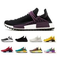 2018 New Human Race Pharrell Williams Hu Men Womens Running Shoes NMD XR1 Sports Shoes Eur 36 47