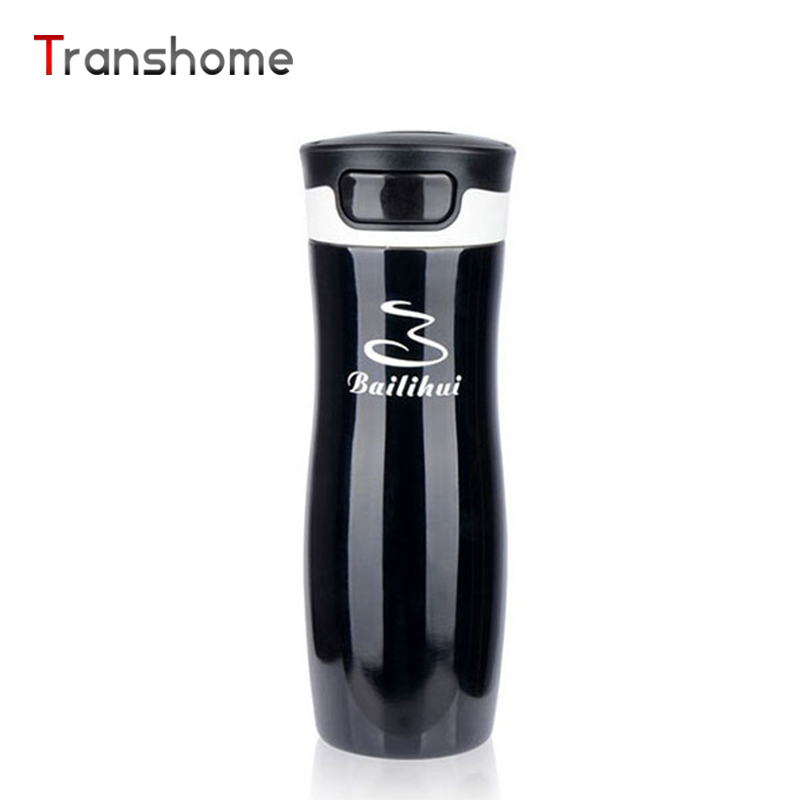 Creative Fashion Vacuum Vup Genuine Double Stainless Steel Thermos Mug Men Women Car Couple Cups