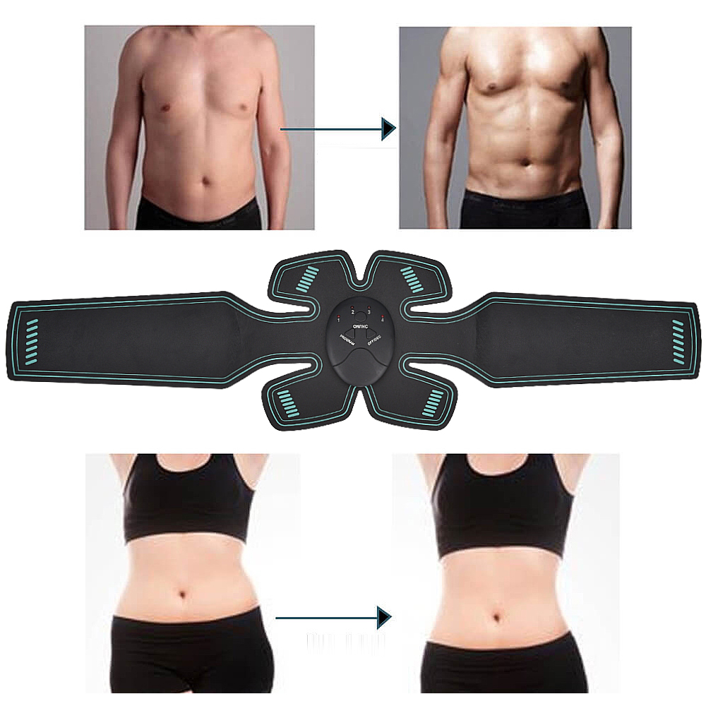 EMS Abs Trainer, EMS muscle stimulator for slim body