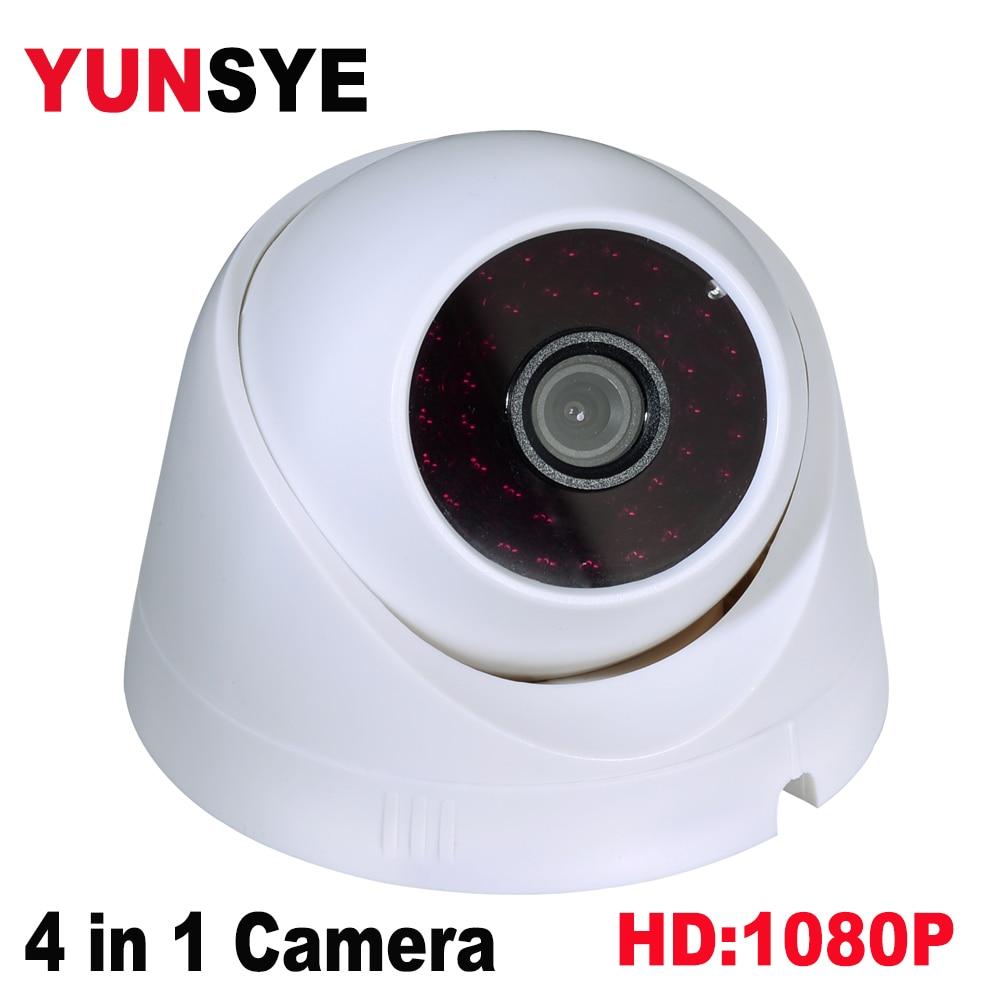 2018 NEW 36PCS LED IR:30M AHD Camera 720P 1080P 4MP 5MP IMX326 CCTV Security AHDH AHDM Indoor Dome Camera Indoor new 2018 indoor
