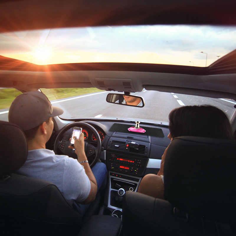 لوحة سيارة TiOODRE لاصقة مضادة للانزلاق بساط من الكلوريد متعدد الفينيل لوحة لاصقة مضادة للحرارة للهواتف حامل النظارات الشمسية ملحقات تزيين السيارة الداخلية