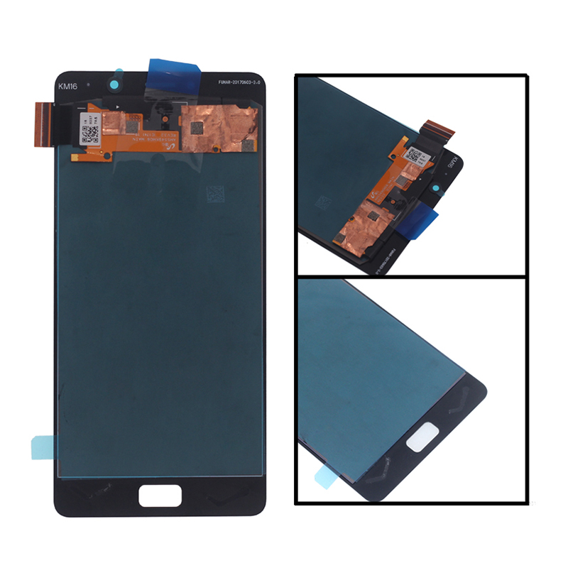 """Image 2 - 5.5"""" AMOLED display For Lenovo Vibe P2c72 P2a42 P2 LCD + touch screen sensor assembly replacement for Lenovo Vibe P2 repair part-in Mobile Phone LCD Screens from Cellphones & Telecommunications"""