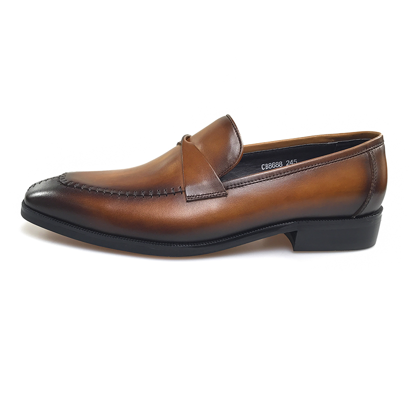 Genuine Luxury Leather Loafers 2