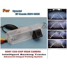 Per Hyundai EF Sonata 1998 ~ 2006 Tracce Parcheggio Intelligente Della Macchina Fotografica/HD backup Telecamera Retromarcia/Posteriore Telecamera