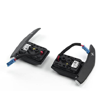 1 paar Auto Lenkrad Getriebe Shift Paddle Verlängerung Für BMW 1 2 3 4 SERIE F20 F30 X3 X5 f15 X6 Auto Ersatzteile Set