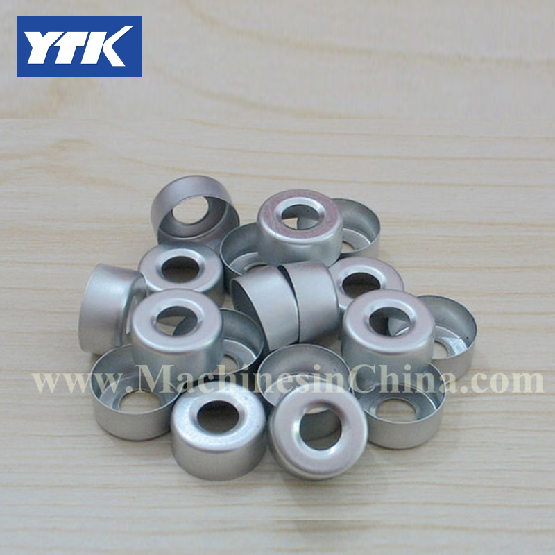 100pcs 13 Tooth Hollow Aluminum Cover