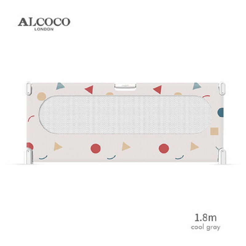 Bed Safe Fence  Big Bed Universal Child Fence Large Bed 1.8-2 Meters Universal Bed Baffle One-button Full Folding