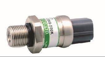 Livraison gratuite rapide! Capteur haute pression 8Z12568-500K pour pelle Daewoo/pelle Doosan DH220-5/pièces de rechange de pelle