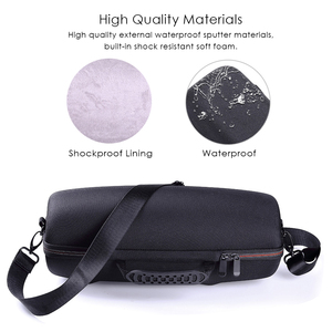 Image 2 - 2019 Portable EVA Hard Carrying Pouch Cover Bag Storage Case for JBL Xtreme2/ Xtreme 2 Bluetooth Speaker Extra Space With Belt