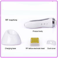 Mini rf Radio Frequency Dot Matrix Fractional Thermage Infrarot Rotlicht Haut Stimulation Kollagen Generation Facelift Maschine