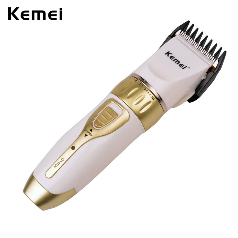 Kemei Professional Electric Hair Clipper Rechargeable Hair Trimmer Hair Cutting Machine To Haircut Beard Shaver Hair Trimer kemei haircut machine professinal rechargeable electric hair clipper trimmer professional shaver hair beard cutting for men