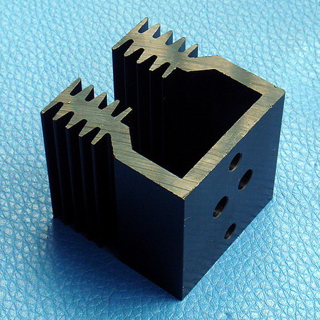 ( 10 Pcs/lot ) Heatsink, Aluminum Heat-Sink, For TO-3 Transistors.