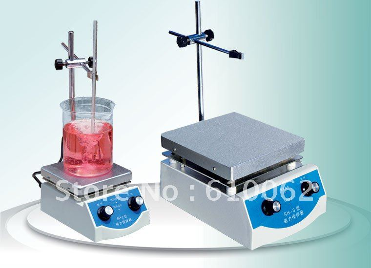 laboratory (Lab) hot plate Magnetic Stirrer/Stirring Machine 1000ml, Free Shipping ! free shipping ptfe stir rod for overhead stirrer