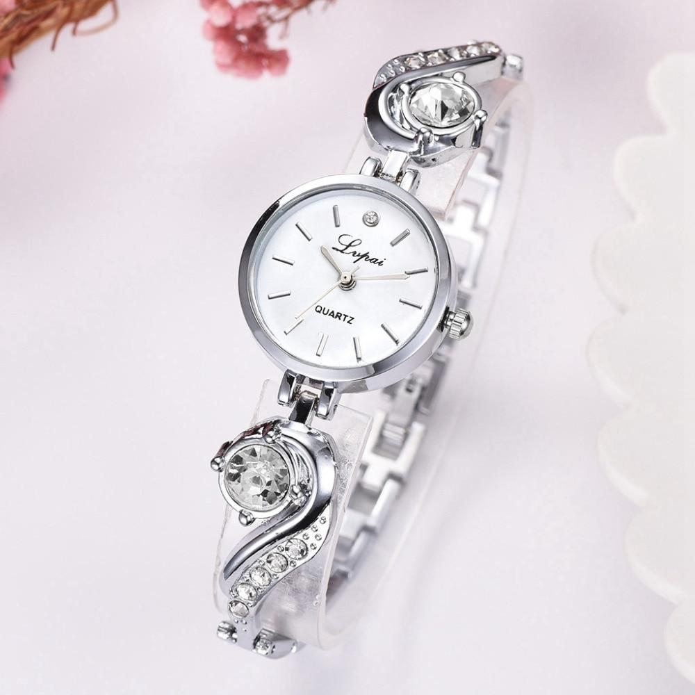 Lvpai Brand Luxury Women's Wristwatches Bracelet Watches Ladies Dress Fashion Quartz Clock Relojes Para Mujer Zegarek Damski