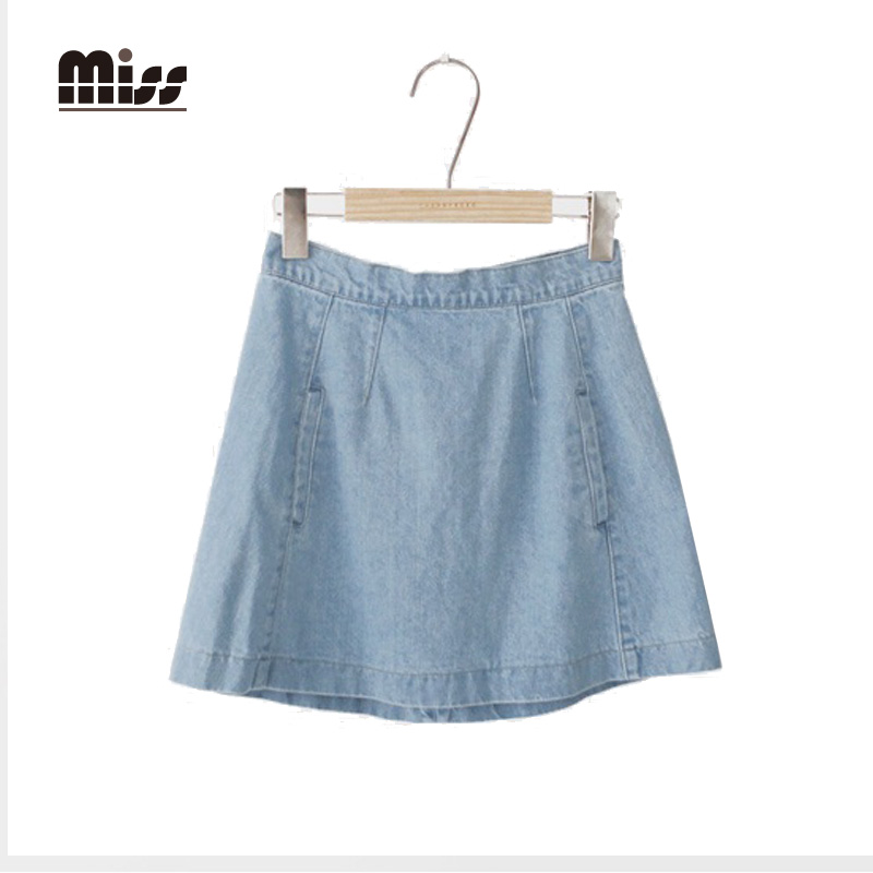 Misses Denim Skirts Promotion-Shop for Promotional Misses Denim ...