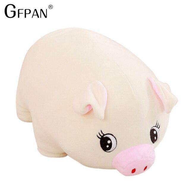 15 cm Kawaii Bichos de pelúcia pouco Brinquedos Porco de Pelúcia Brinquedos Macios Brinquedos Para As Crianças Presente Da Menina Do Bebê Apaziguar Boneca Dormir Algodão animais