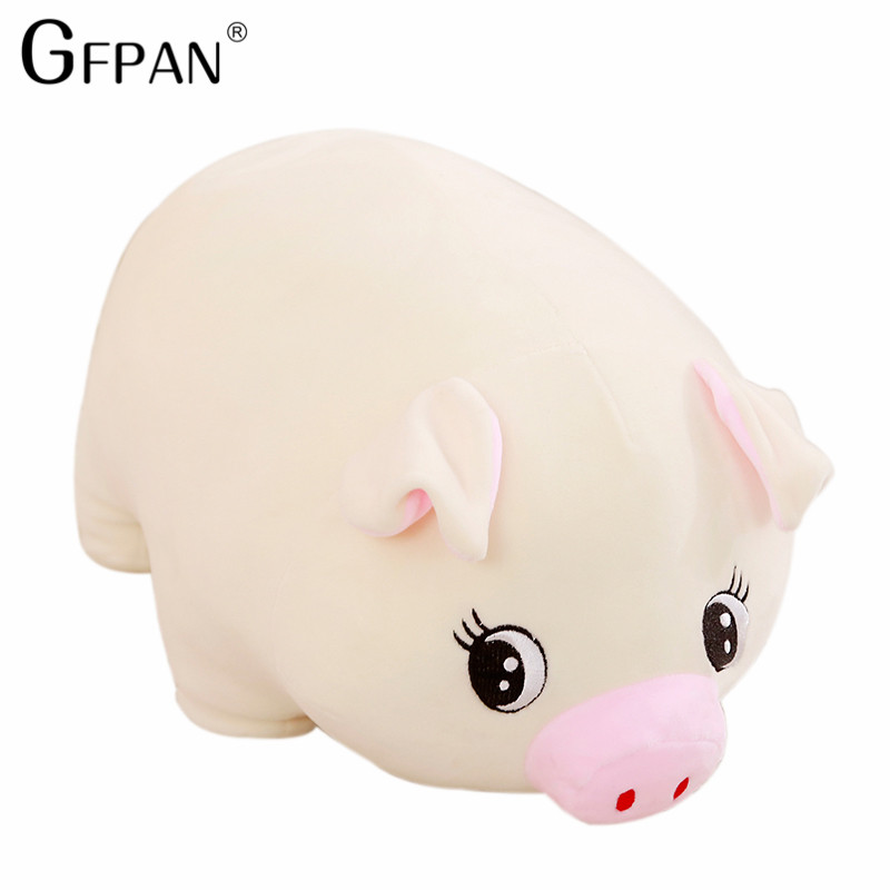 15cm Kawaii Stuffed little Plush Pig Toys Girl Gift Brinquedos Soft Toys For Children Baby Appease Sleeping Doll Cotton Animals 8 color baby plush stuffed key chain toys for children soft kawaii panda hello kitty doll toy best birthday gift brinquedos